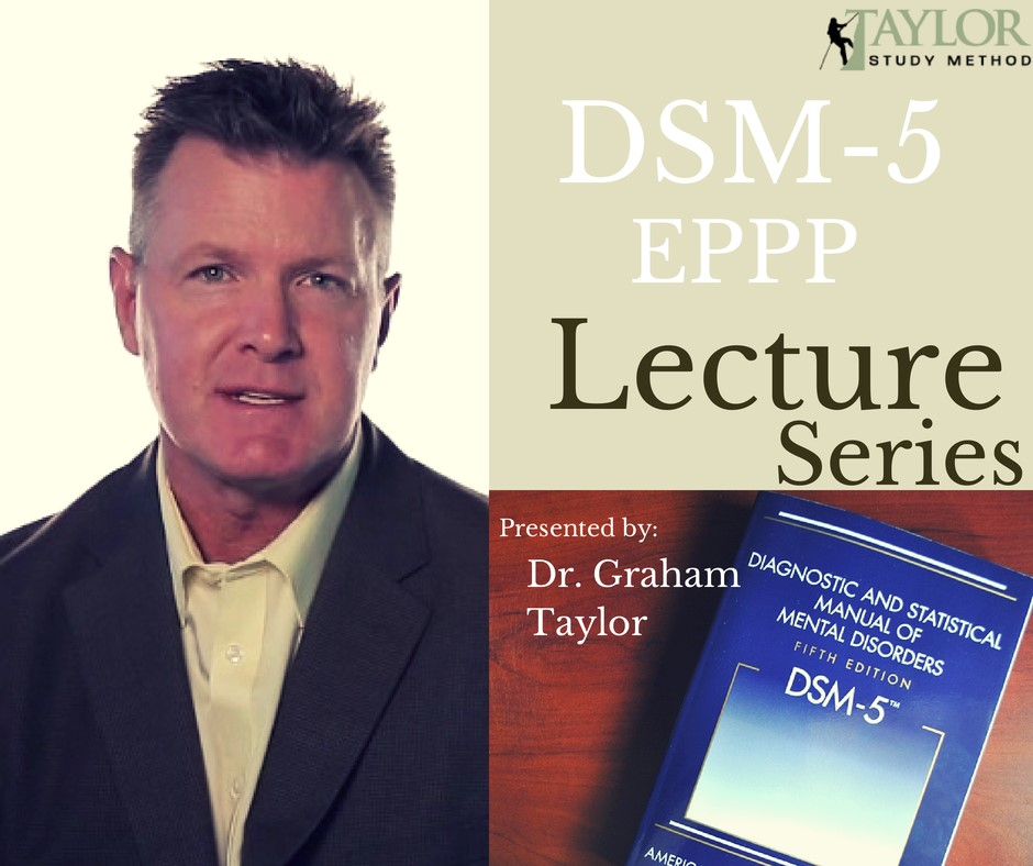 DSM-5 Lecture Series